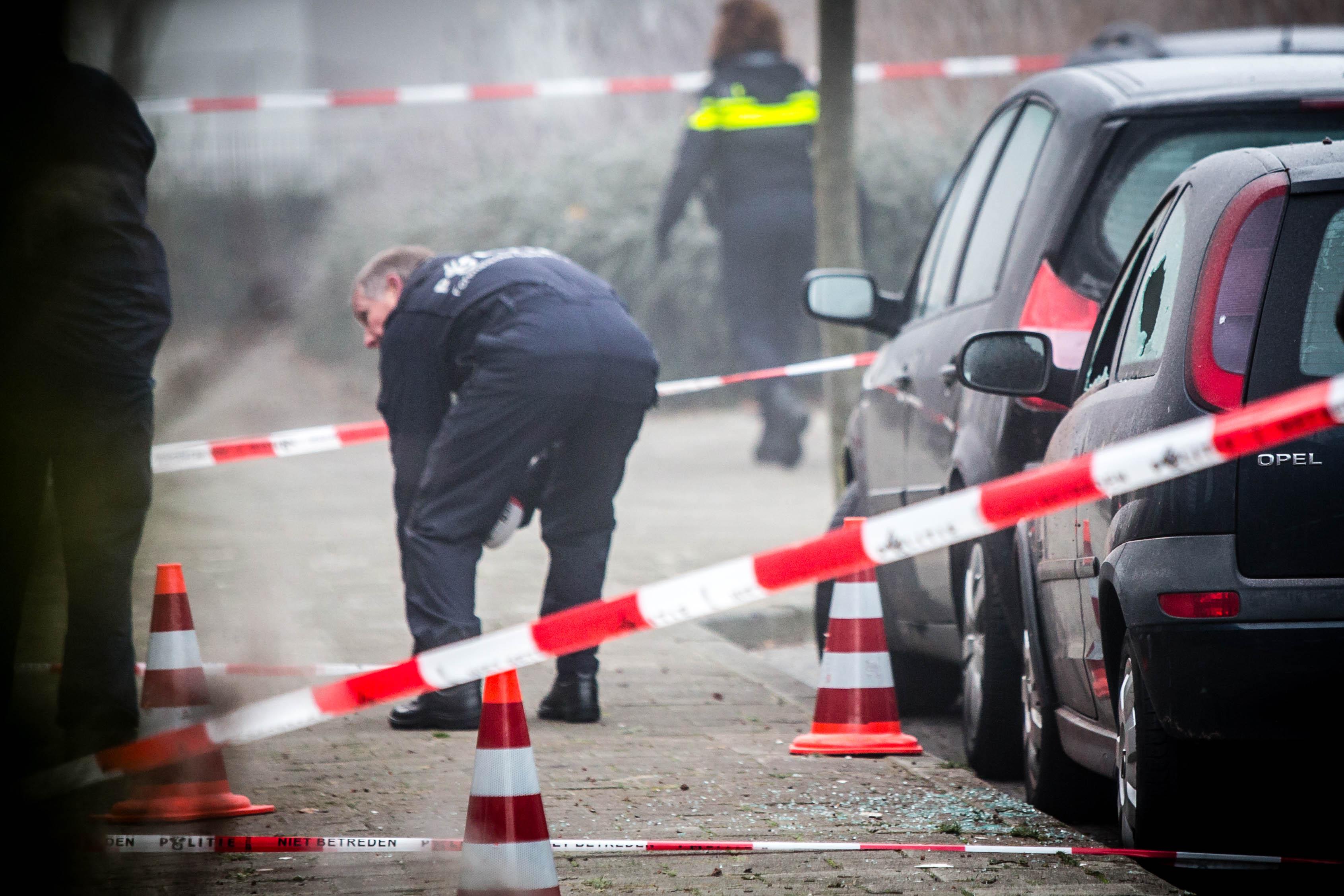 Explosie Eindhoven