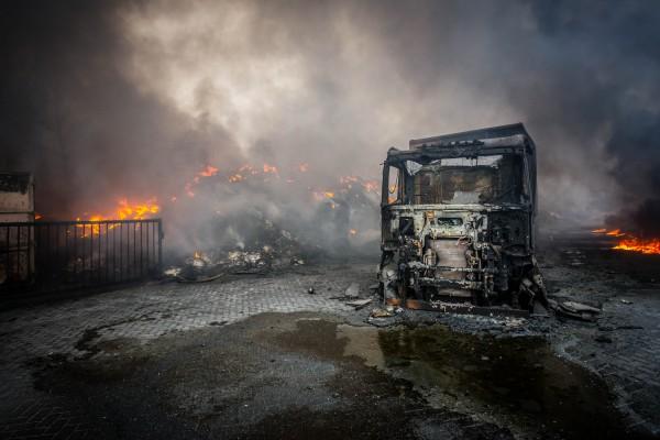 Nablussen grote brand Someren